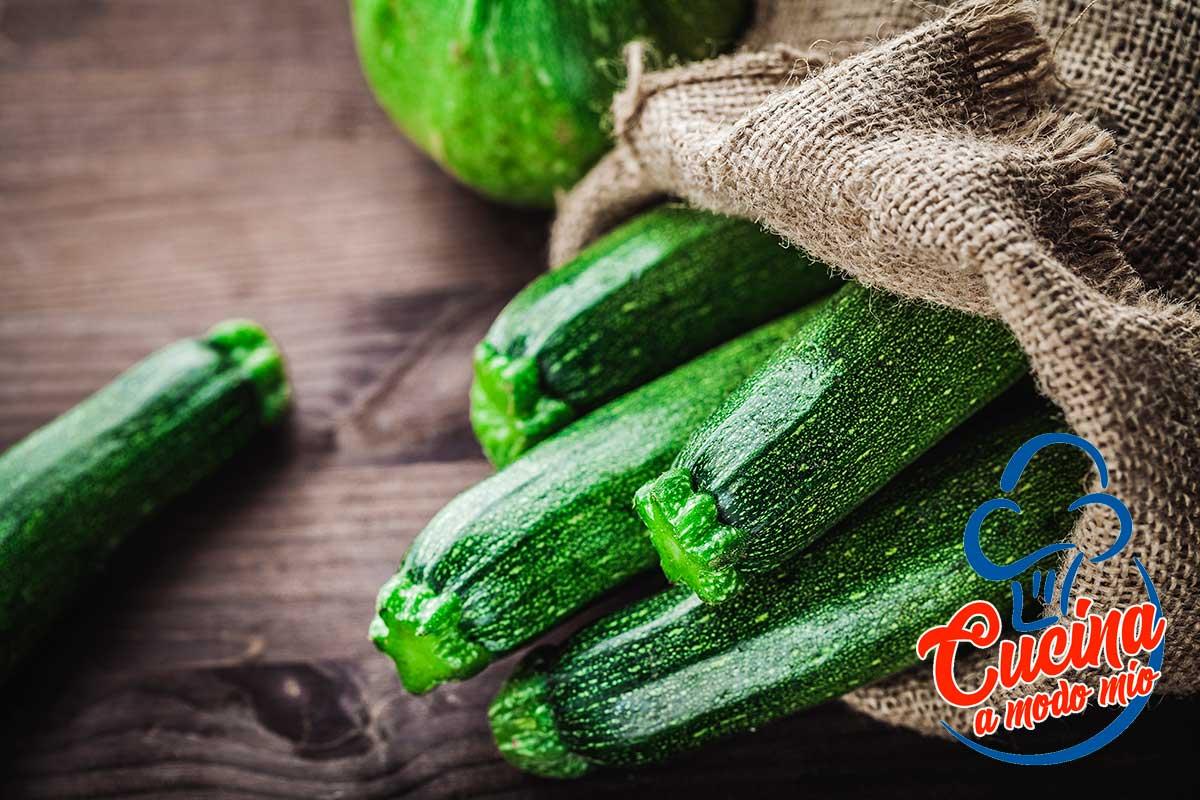 Insalata di zucchine - la ricetta
